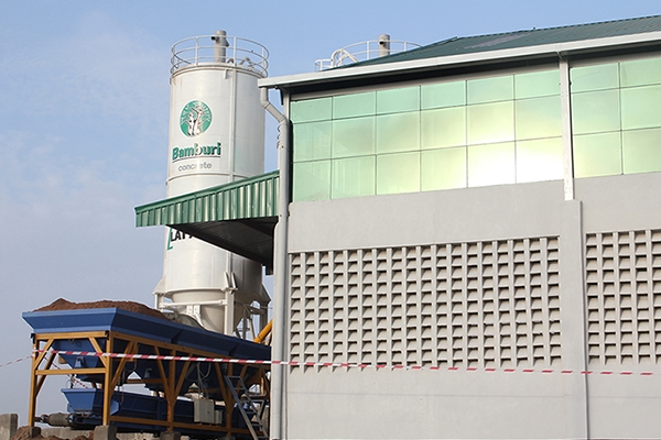 Bamburi Special Products plant